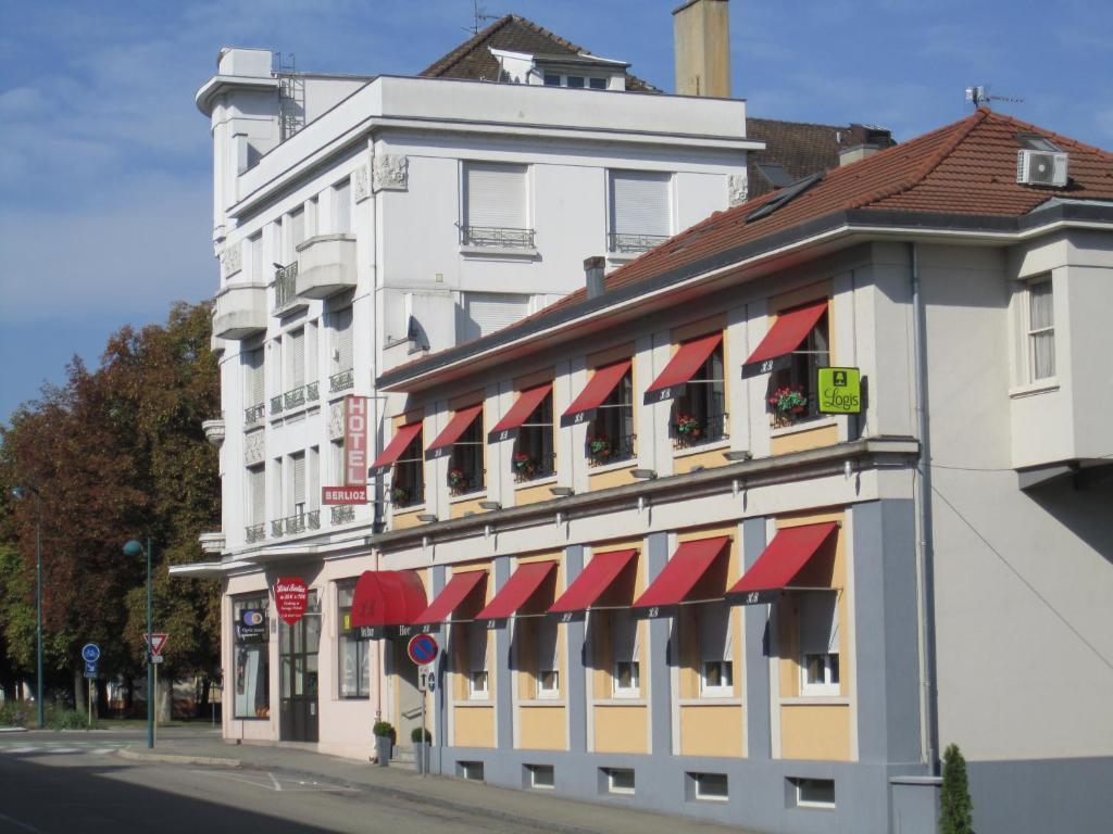 Hotel Berlioz Basel Airport Saint-Louis, France