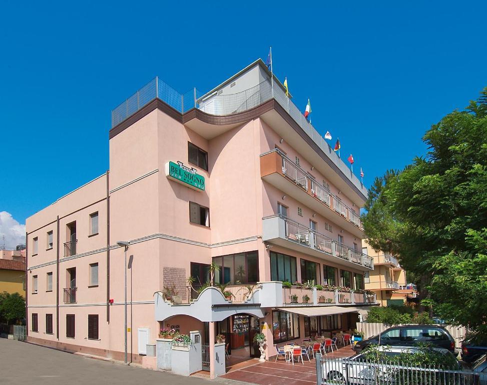 Hotel Bel Sogno Rimini, Italy