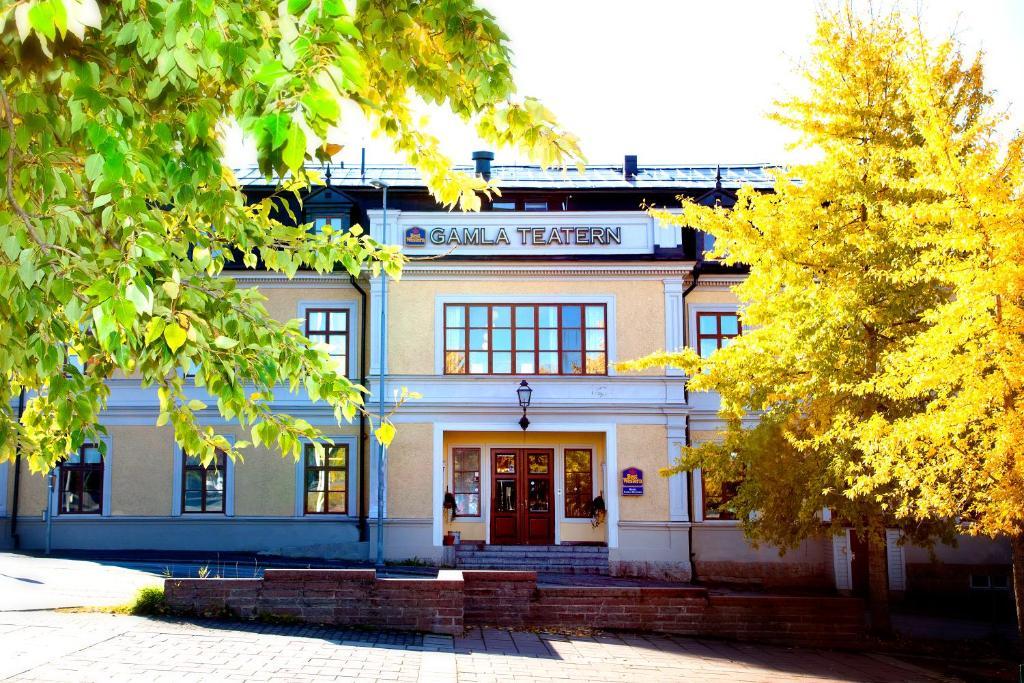 Best Western Hotel Gamla Teatern Ostersund, Sweden