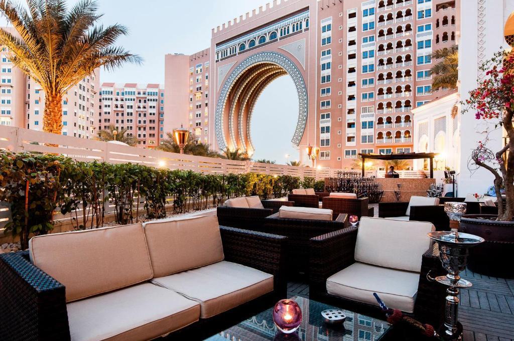 The Oaks Ibn Battuta Gate Dubai.