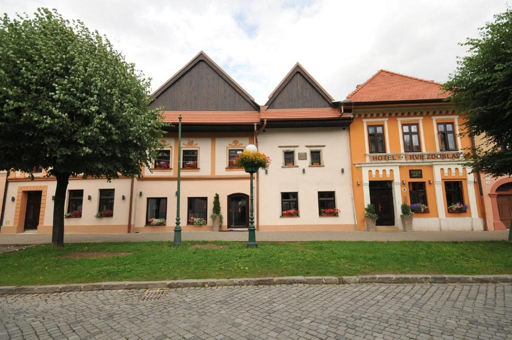 Boutique Hotel Hviezdoslav Kezmarok, Slovakia