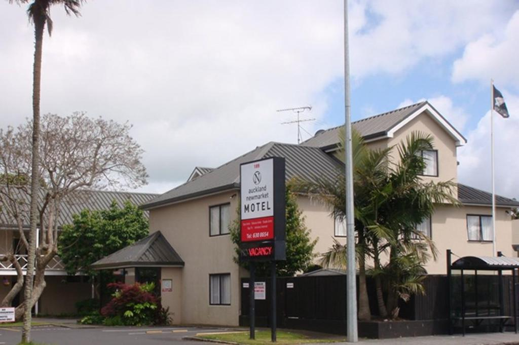 Auckland Newmarket Motel - Laterooms