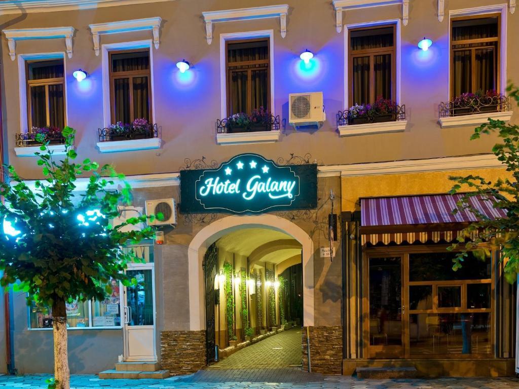 Hotel Galany Radauti, Romania