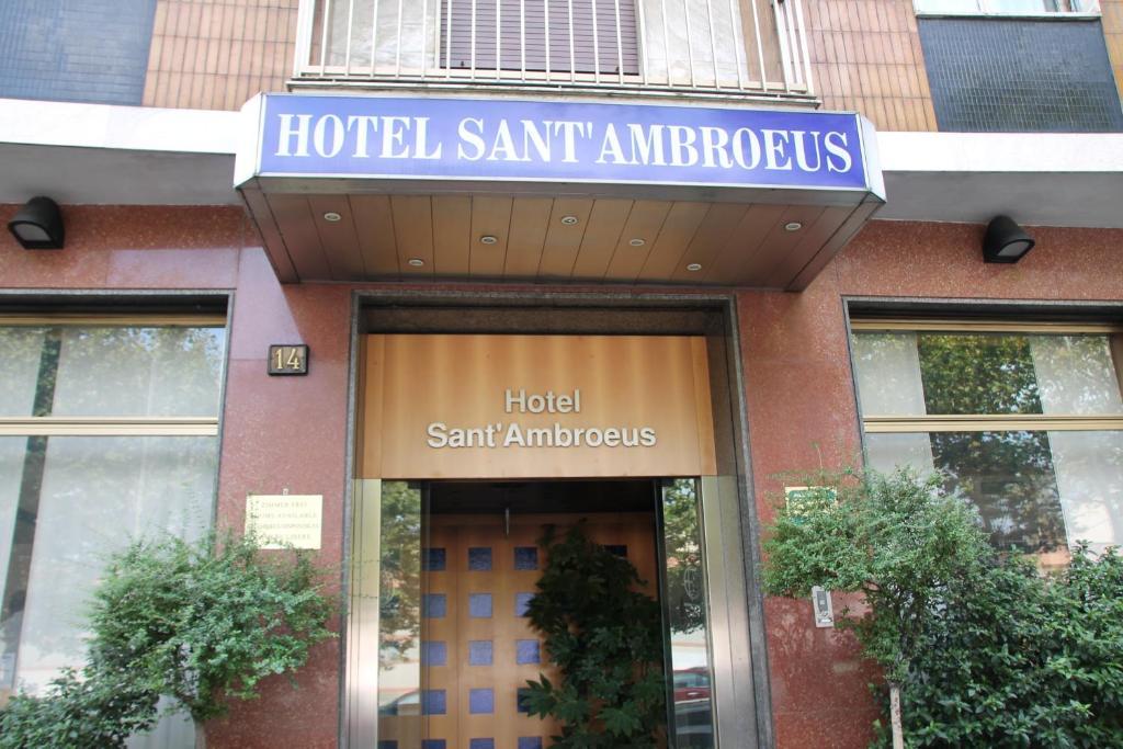 Sant'Ambroeus Milan, Italy
