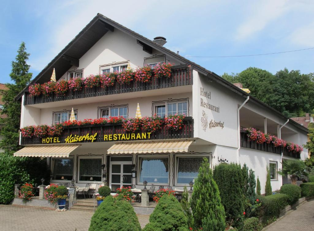 Hotel & Restaurant Kaiserhof Bad Bellingen, Germany