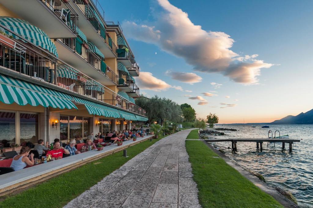 Hotel Nettuno Brenzone sul Garda, Italy