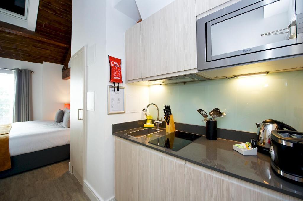 Staycity Aparthotels Deptford Bridge Station - Laterooms