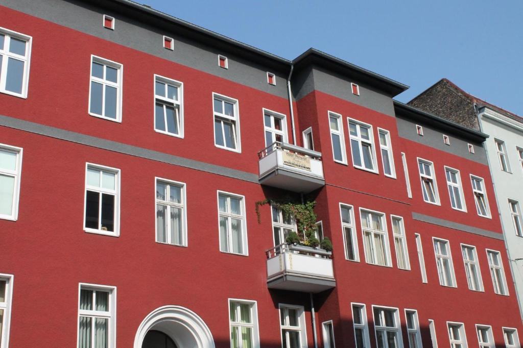 Hotel Pension Fischer am Kudamm Berlin, Germany