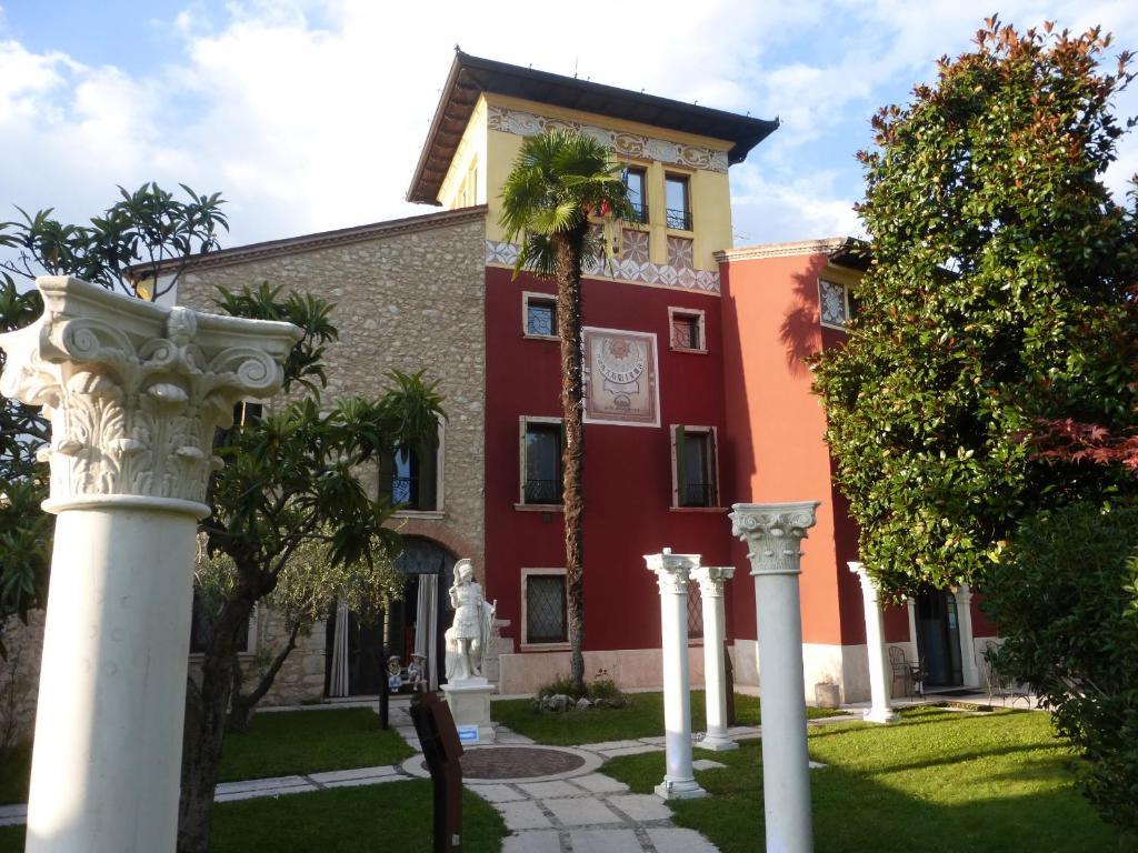 En have udenfor Residence Villa Vinco