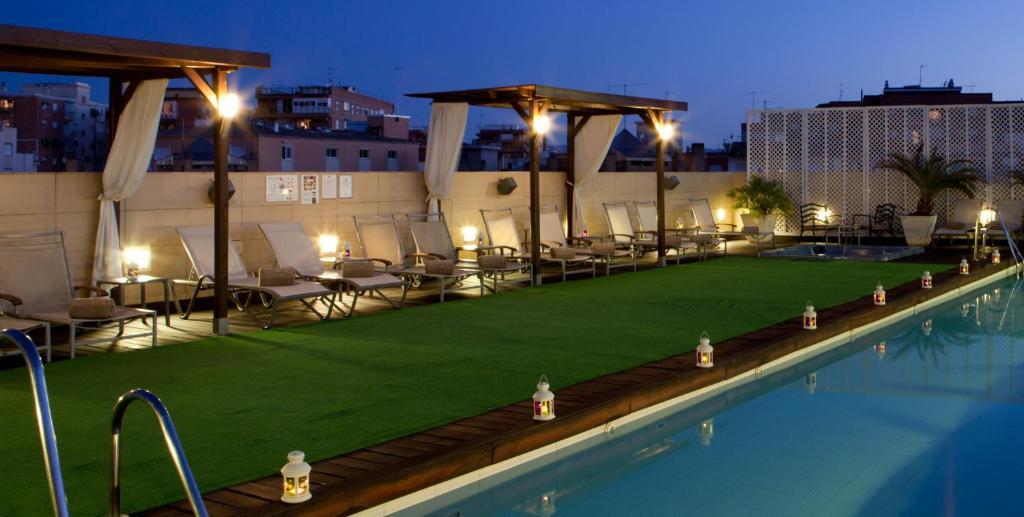 Hotel Andalucia Center Granada