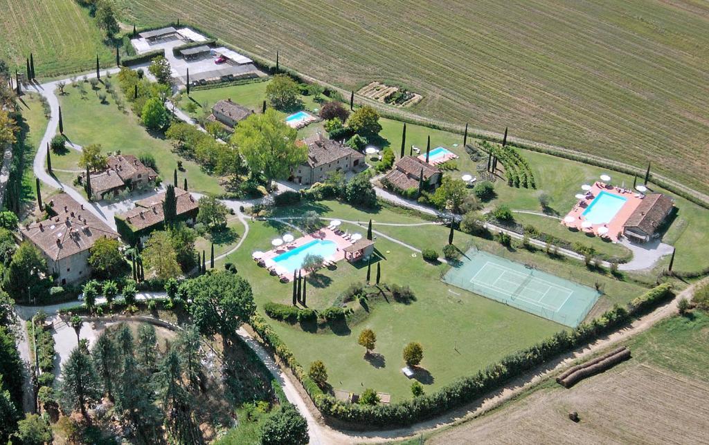 A bird's-eye view of Monsignor Della Casa Country Resort & Spa