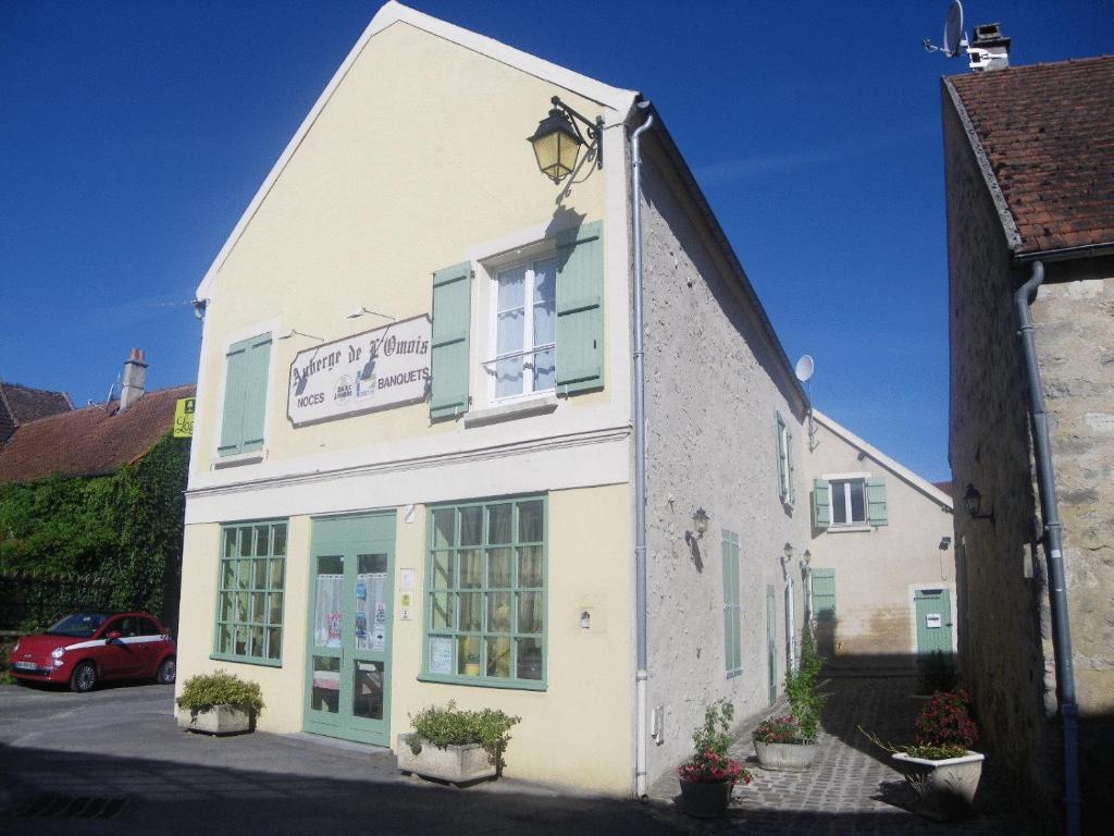 Logis Auberge De L'Omois Baulne-en-Brie, France