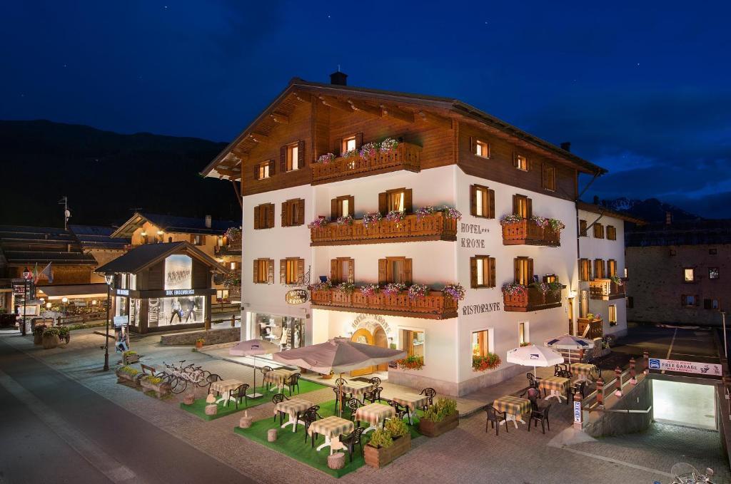 Hotel Krone Livigno, Italy