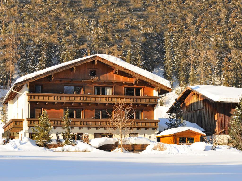 Hotel Garni Bergwelt Sankt Anton am Arlberg, Austria