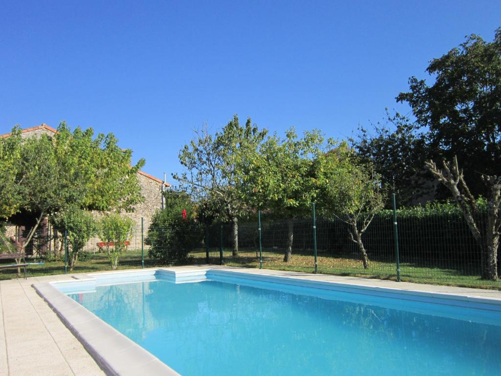 The swimming pool at or near Maison Metcalf