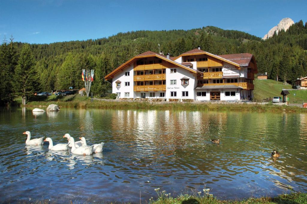 Wellness Hotel Lupo Bianco Canazei, Italy