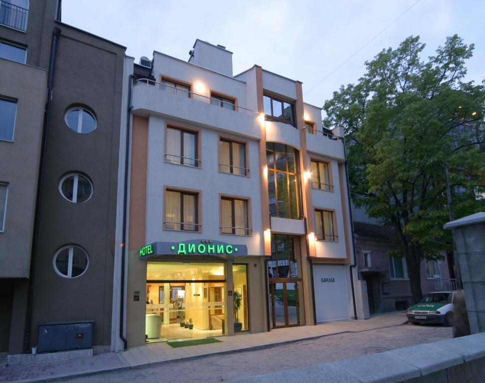Dionis Hotel Varna City, Bulgaria