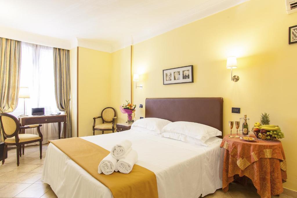 Hotel Tuscolana Rome, Italy