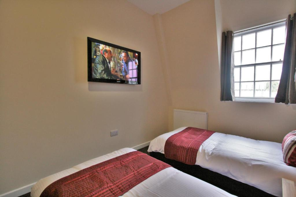 Central Hotel Gloucester - Laterooms
