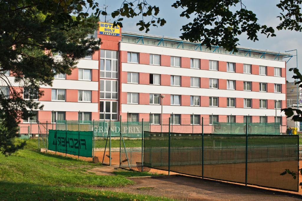 Hotel Buly Pisek, Czech Republic