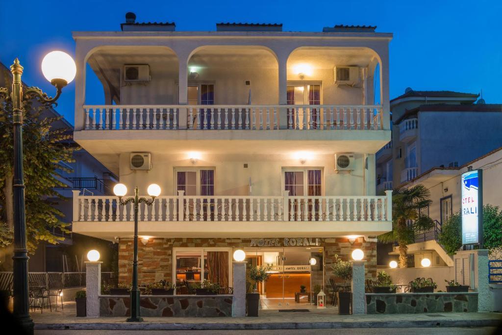 Korali Hotel Paralia Katerinis, Greece