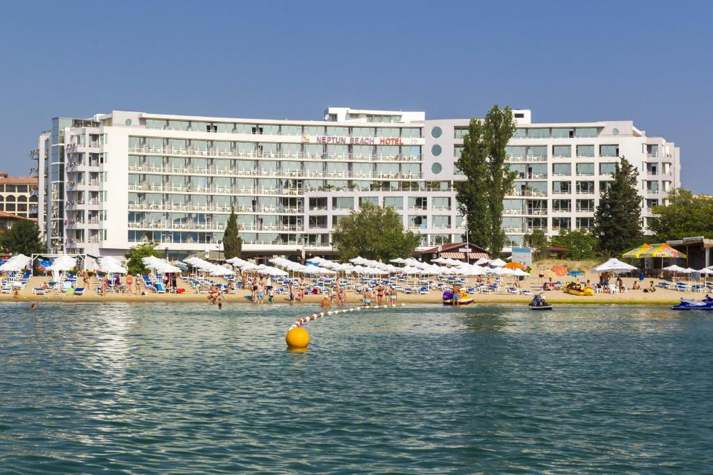 Hotel Neptun Beach Sunny Beach, Bulgaria