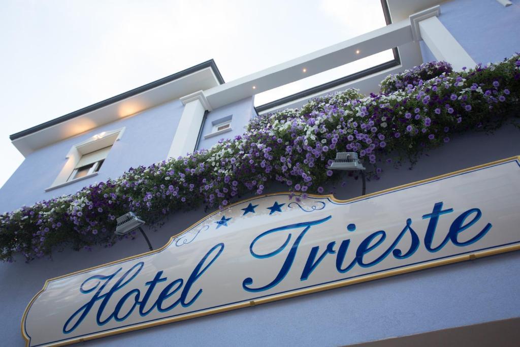 Hotel Trieste - Laterooms