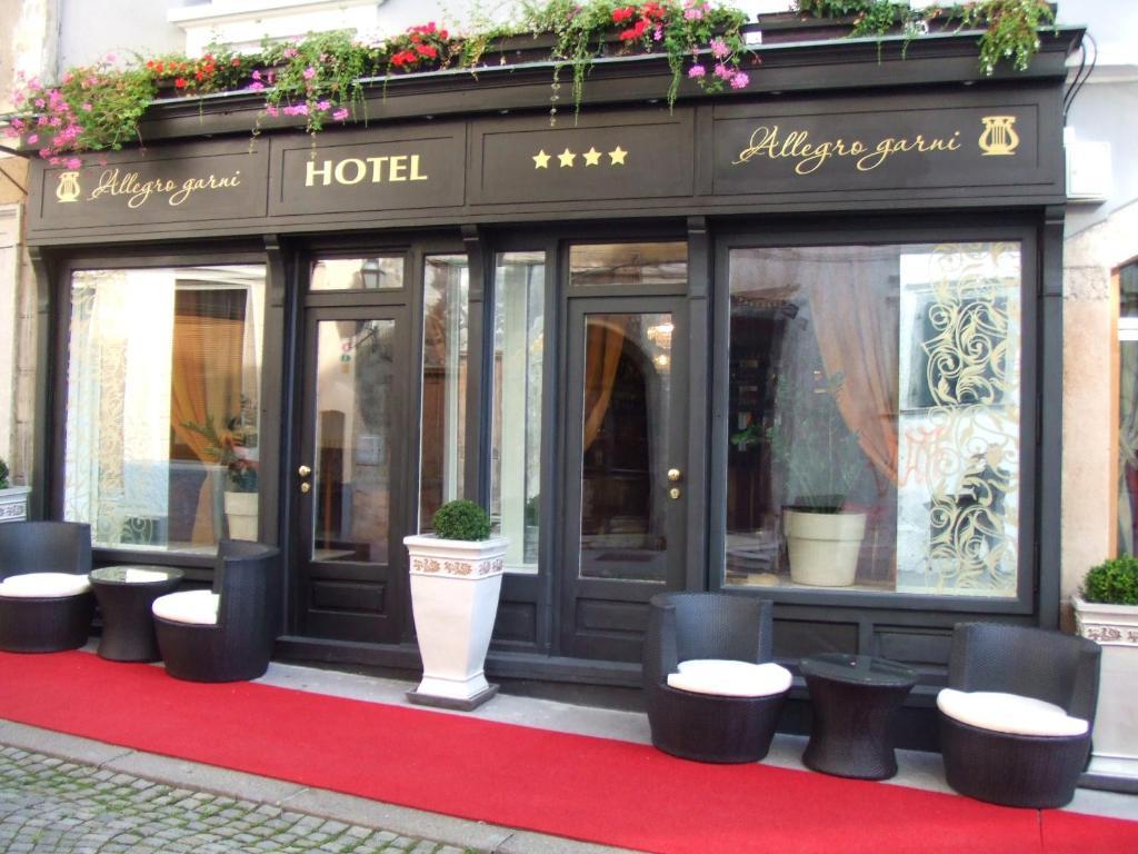 Allegro Hotel Ljubljana, Slovenia