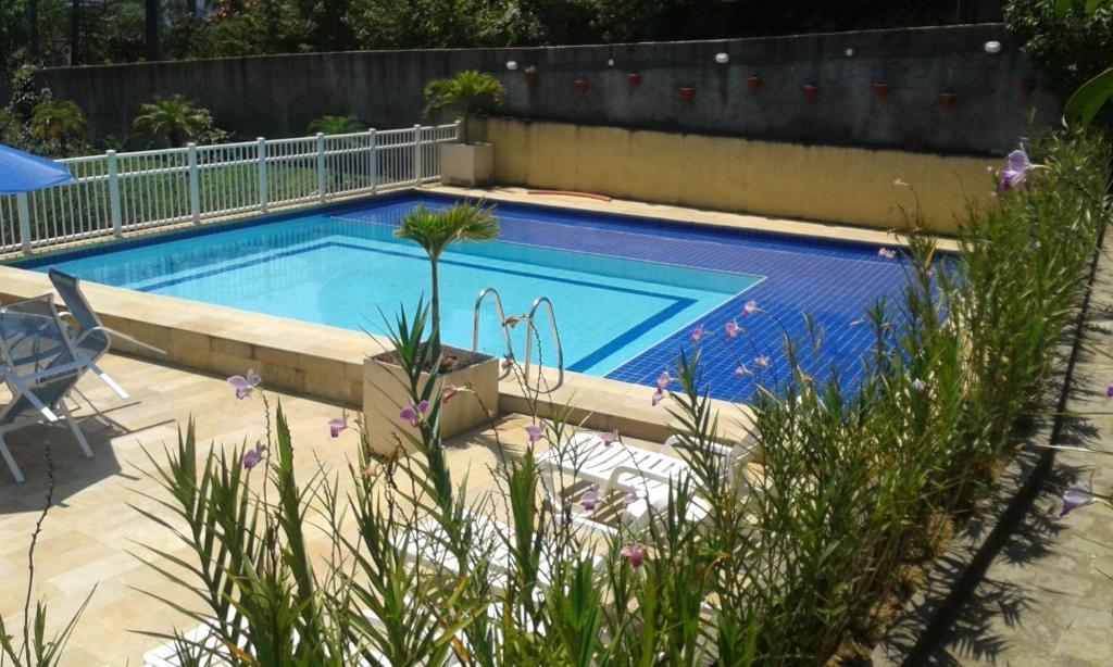 The swimming pool at or close to Pousada Matitaterê