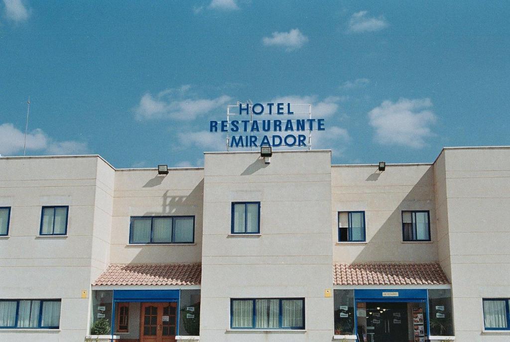 Hotel Mirador Velilla de San Antonio, Spain