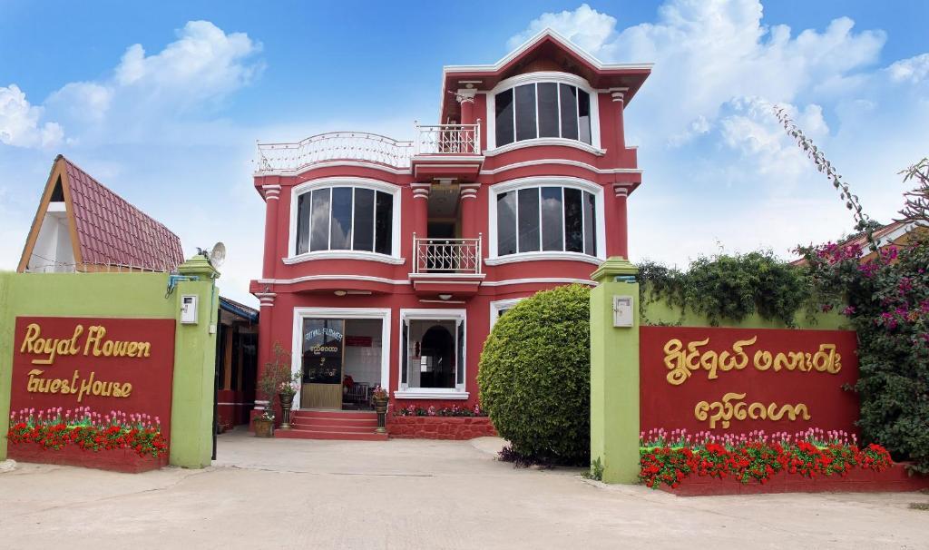 mm-stayfood, myanmar - ピンウーリン(メイヨー)にある快適なBRAVOホテル - ミャンマー東部