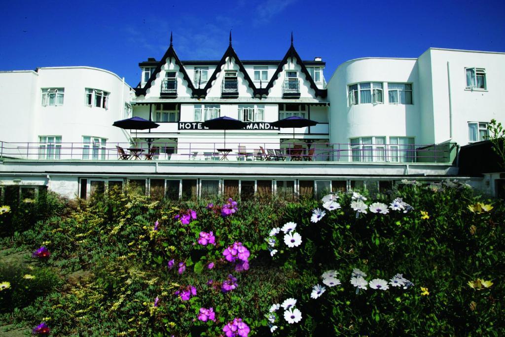 Hotel de Normandie - Laterooms