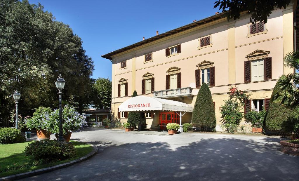 Hotel Villa Delle Rose Pescia, Italy