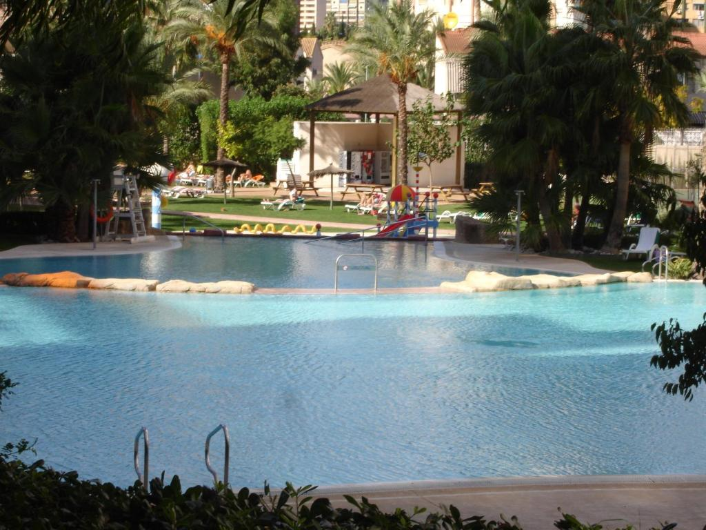 The swimming pool at or near Gemelos 22 - Zand Properties