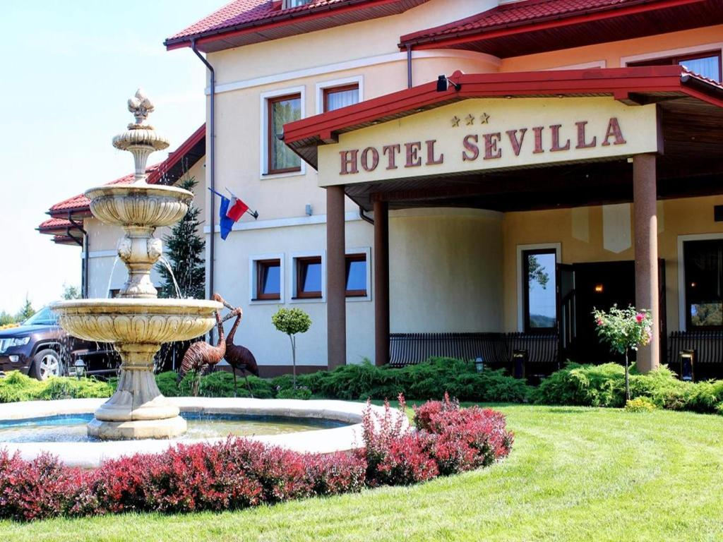 Hotel Sevilla Rawa Mazowiecka, Poland