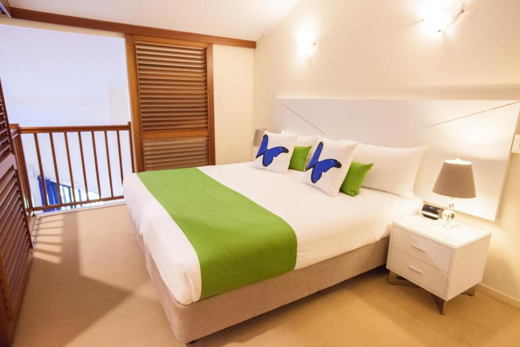 Freestyle Resort Port Douglas - Laterooms