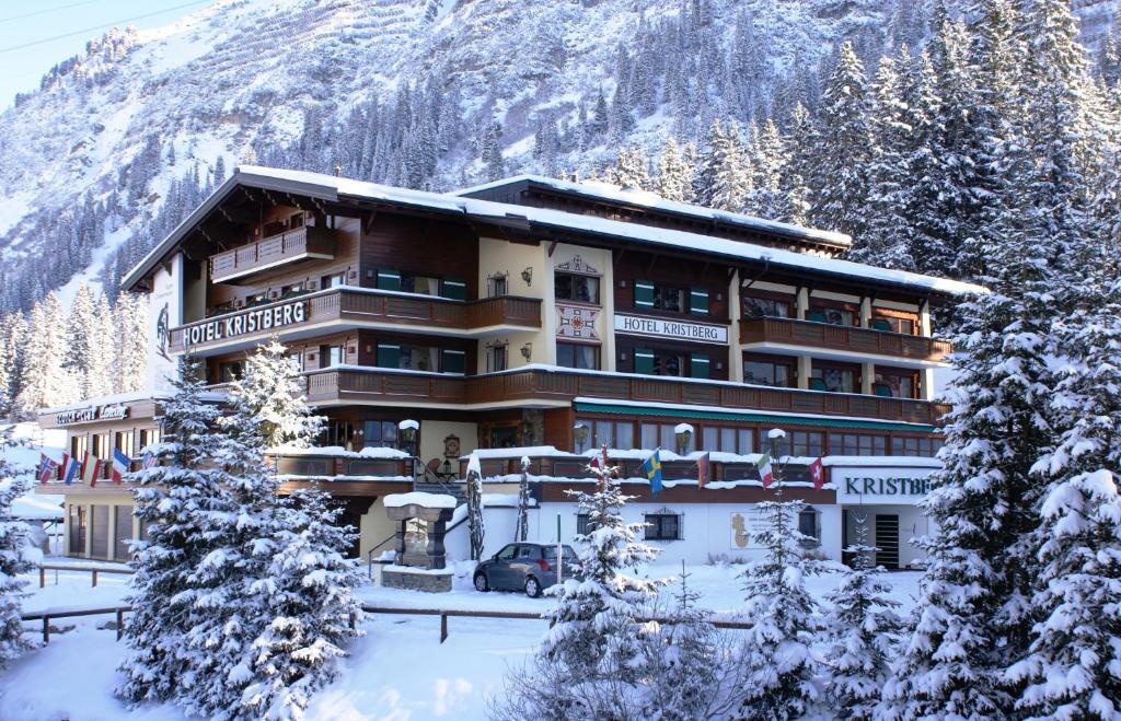 Hotel Kristberg Lech am Arlberg, Austria