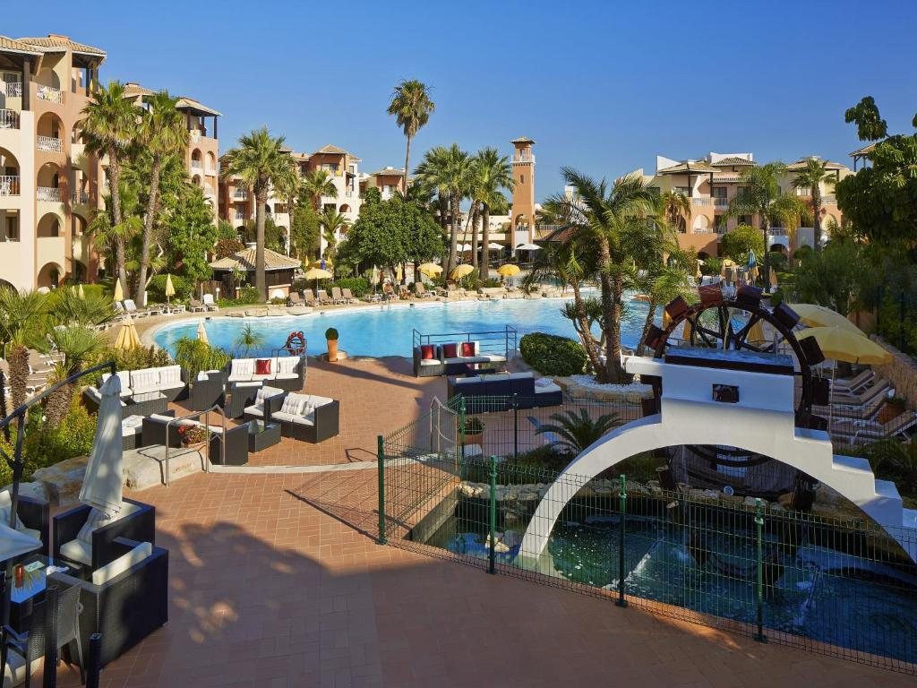 The swimming pool at or near Four Seasons Vilamoura
