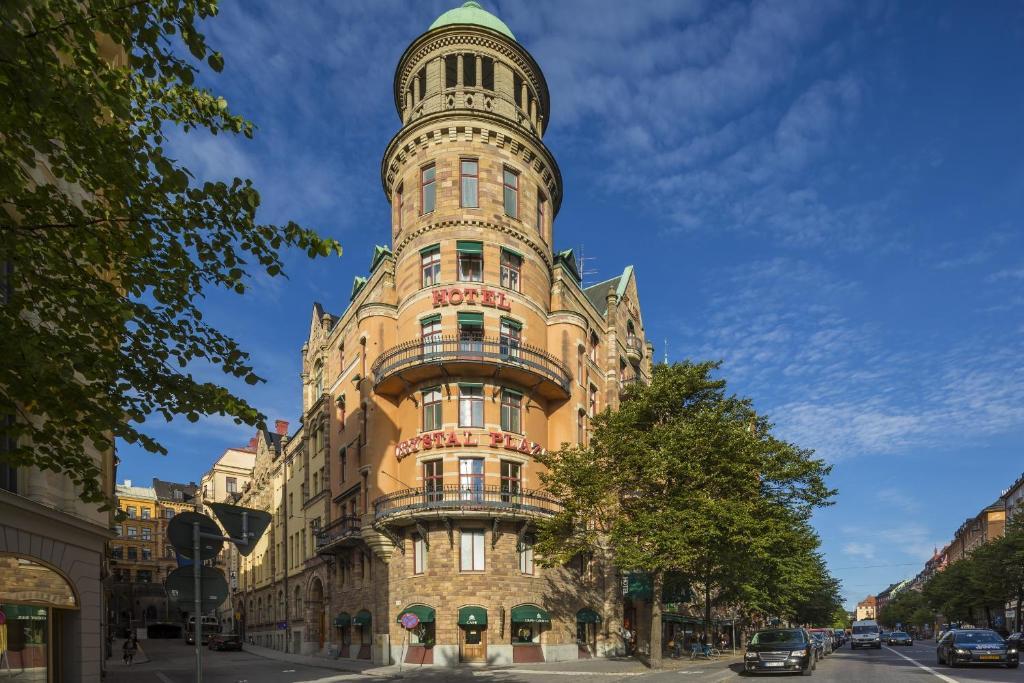 Crystal Plaza Hotel Stockholm, Sweden