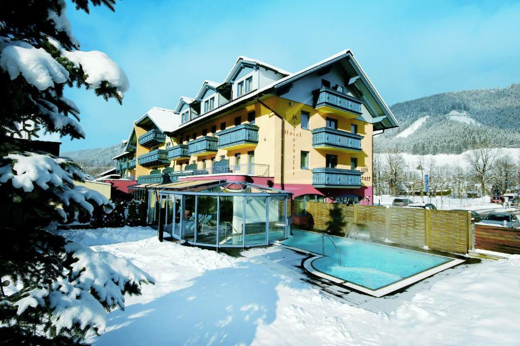Hotel Mitterhofer Schladming, Austria