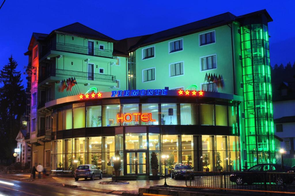 Hotel Piemonte Predeal, Romania