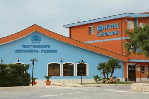 Hotel Continental Pozzallo, Italy