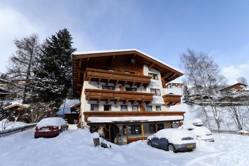 Hotel Valerie im Winter