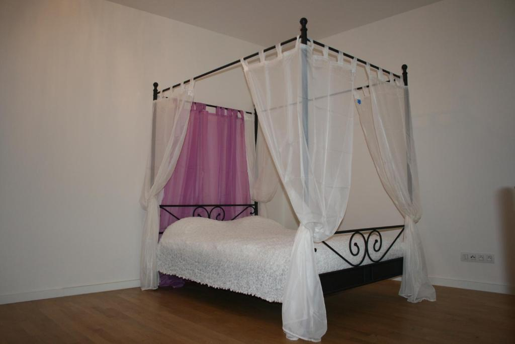Letto o letti in una camera di Apartment Marilyn