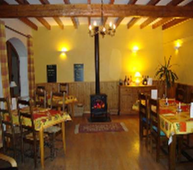 Restaurant ou autre lieu de restauration dans l'établissement Hotel Bermond