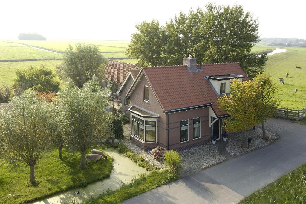 A bird's-eye view of De Zonnehoed