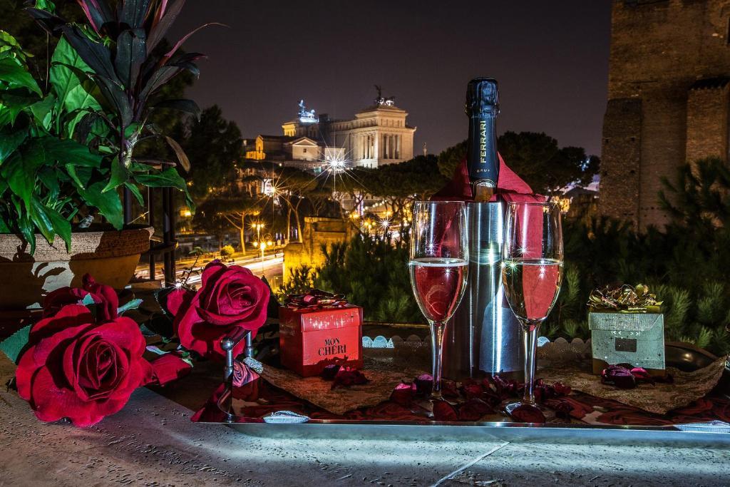 משקאות ב-Hotel Romano