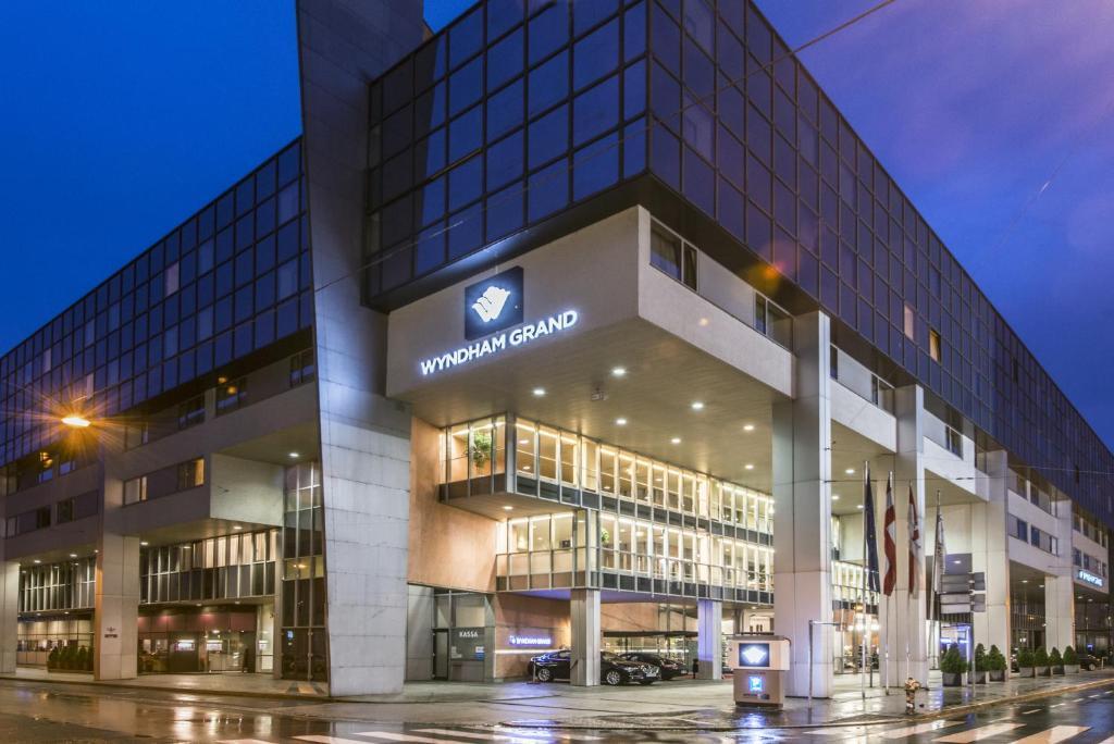 Wyndham Grand Salzburg Conference Centre Salzburg, Austria