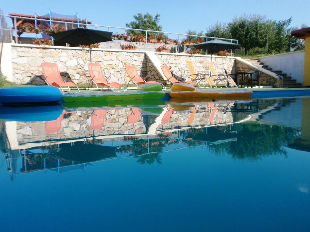 Aquapark v penzióne alebo blízkom okolí