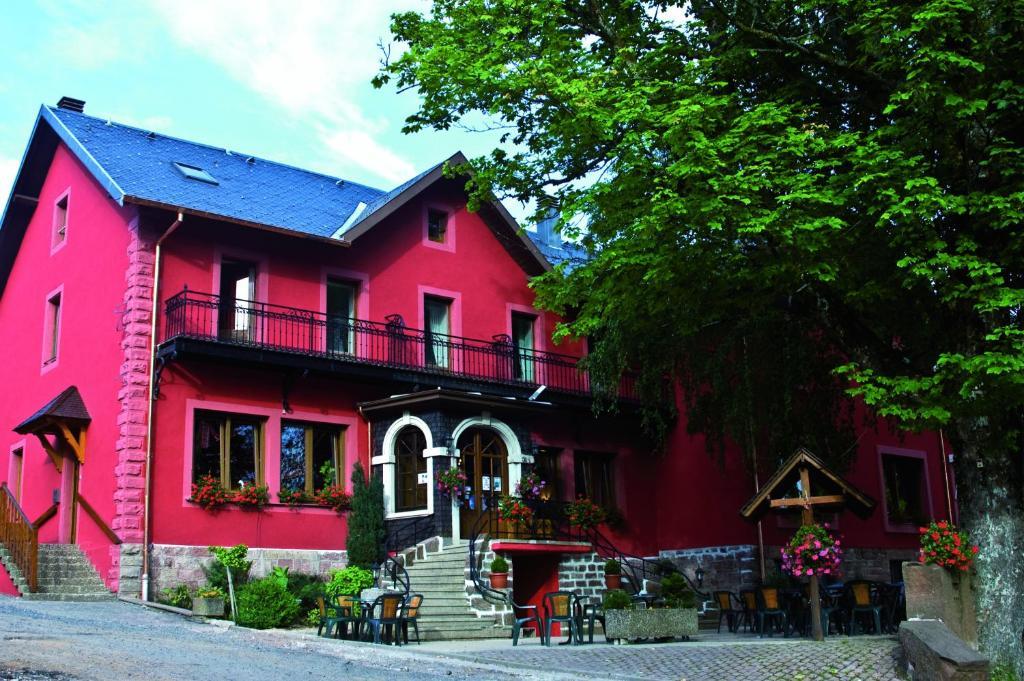 Hotel Restaurant Le Velleda Grandfontaine, France